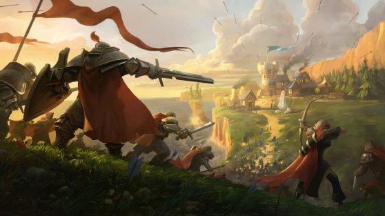 Albion Online: Status, Roadmap & Hype