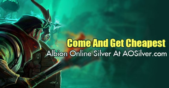 Albion Online: not everything is about items and progress and silver